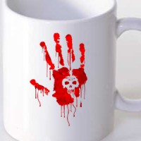 Šolja Dead mans hand