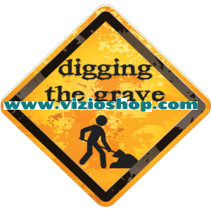 Digging The Grave