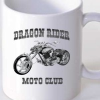 Šolja Dragon Rider