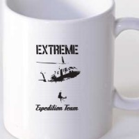 Extreme expedition team