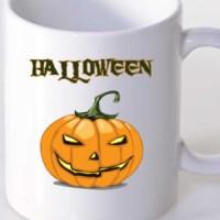 Šolja Halloween