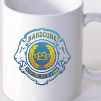 Šolja Hard Core Lion