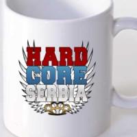 Šolja Hard Core Serbia