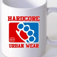 Šolja Hardcore Urban Wear