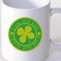 Šolja I am not Irish