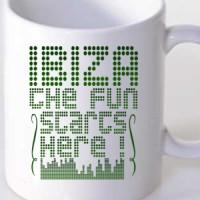 Šolja Ibiza Fun