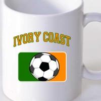 Šolja Ivory Coast Football