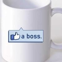Šolja Like a Boss