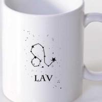 Šolja Majica Lav Horoskopski Znak