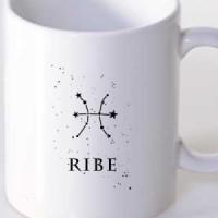Šolja Majica Ribe Horoskopski Znak