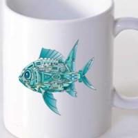 Šolja Mehanic fish