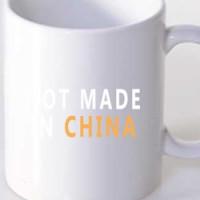 Šolja Nije Napravjeno u Kini