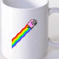 Šolja Nyan cat