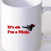Šolja Ok Ninja