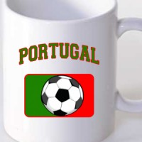Šolja Portugal Football