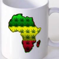 Šolja Rasta Africa