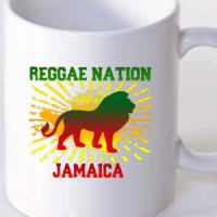 Šolja Reggae Nation Jamaica