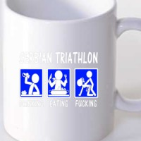 Šolja SERBIAN TRIATHLON | SRPSKI TRIATLON