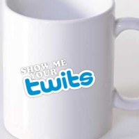 Šolja Show me your twits