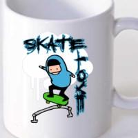 Šolja Skate love