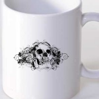 Šolja Skull 10