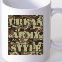 Šolja Urban Army Style