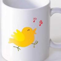 Šolja Vesela ptičica