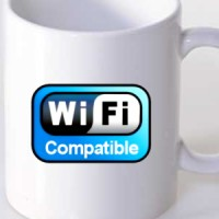 Šolja WiFi