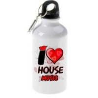 Termos I Love House Music | House | Music