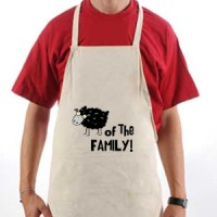 Apron Black Sheep Of The Family