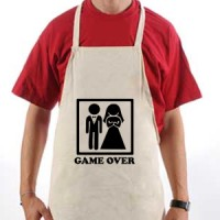 Apron Game Over