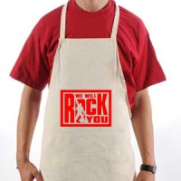 Apron We Will Rock You | Rock