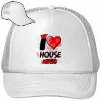 Cap I Love House Music | House | Music