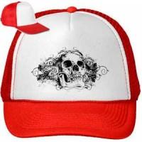 Cap Skull 10