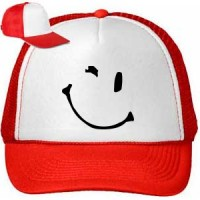 Cap Smiley 05