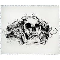 Cleaning cloth Skull 10