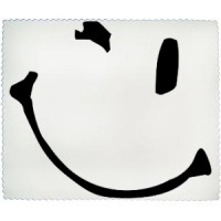 Cleaning cloth Smiley 05