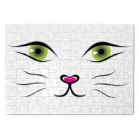 Magnetic puzzle Cat