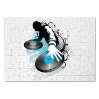 Magnetic puzzle Dj Mixer