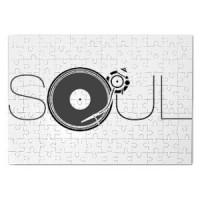 Magnetic puzzle Soul