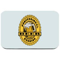 Mouse pad Professional beer drinker