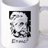 Mug Albert Einstein
