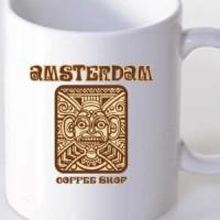 Mug Amsterdam Coffee Shop