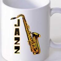 Mug And Sax Jazz