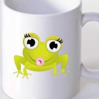Mug Baby Frog