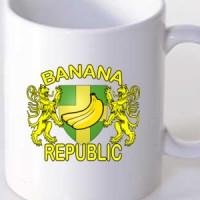 Mug Banana Republic.