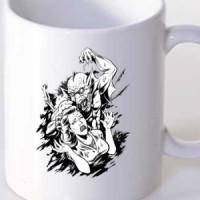 Mug Beast Attack