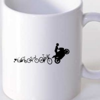 Mug Bike Evolution