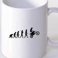 Mug Biker Evolution