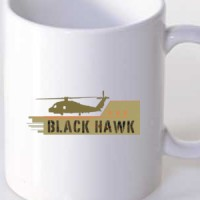Mug Black Hawk